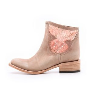 FREEBIRD ankle bootie cabcro leather lace western